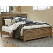 City Furniture Beds Signature Design By Ashley Sommerford California King Panel Bed