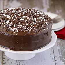 my favorite chocolate cake and cake anxiety love from the oven
