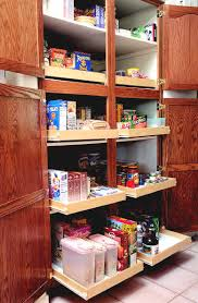 Kitchen Cabinet Pantry Unit A Plan For A Small Galley Kitchen Both The Pantry And