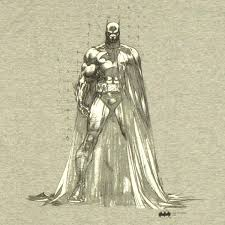 batman jim lee sketch t shirt stylinonline com