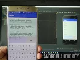 create an sms part 1 sending u0026 receiving msgs