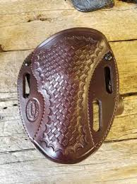 Simply Rugged Sourdough Pancake Leather Concealment Holster