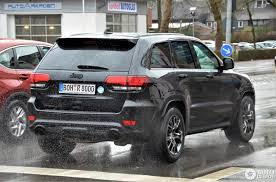 jeep cherokee grey 2017 jeep grand cherokee srt 8 2013 3 march 2017 autogespot