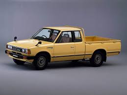 nissan datsun 1980 datsun pickup king cab 1980 design interior exterior innermobil