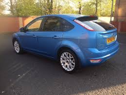 58 ford focus 1 8 zetec full service history in kilmarnock east