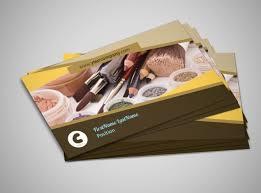 makeup artists business cards makeup artist business card template mycreativeshop