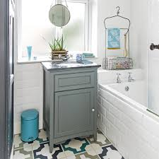 Bathroom Tiles Design Ideas For Small Bathrooms Optimise Your Space With These Smart Small Bathroom Ideas Ideal Home
