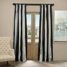 berlin faux silk taffeta stripe curtains and drapes