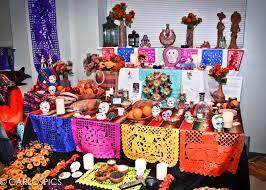 dia de los muertos decorations with handcrafts tedxumkc decoration