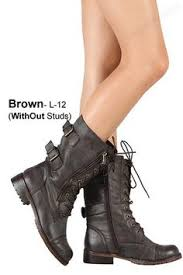 womens size 12 fashion combat boots pin by bell on