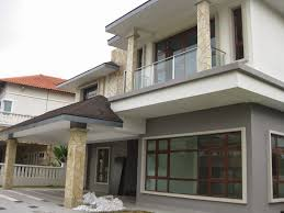 car porch kota damansara polo club two storey brand new bungalow with pool