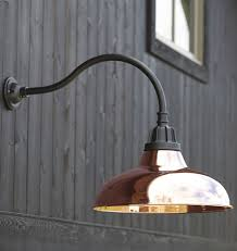 Gooseneck Outdoor Light Fixtures Carson Gooseneck Wall Mount Rejuvenation Would Look Amazing