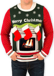 s tablet fireplace sweater festified