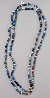 indian beads necklace images Origin of glass beads plains indian museum jpg