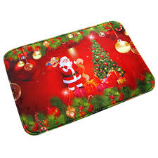 Designer Bath Rugs Popular Santa Bath Mat Buy Cheap Santa Bath Mat Lots From China
