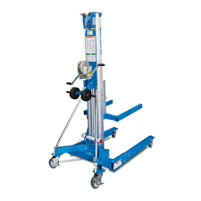 25 25 by Genie Sla 25 25 Foot Standard Base Contractor Superlift 650 Lb