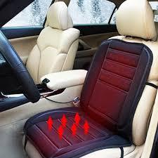 best heated car seat covers car stuff