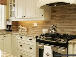 tile kitchen backsplash photos travertine subway kitchen backsplash tile beige cabinet kitchen