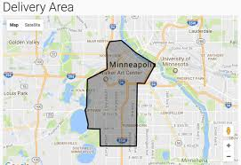 Map Of Lithuania Popular 197 List Minneapolis Food Truck Map