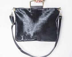 Cowhide Leather Purses Bags U0026 Accessories By Percibal On Etsy