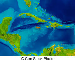 jamaica physical map jamaican map illustrations and stock 300 jamaican map