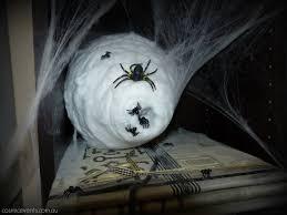 how to make a spiders u0027 nest halloween tutorial 2015 diy
