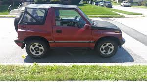 sidekick jeep 1994 suzuki sidekick overview cargurus