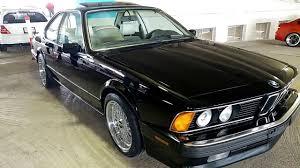bmw m6 1990 1988 bmw m6 2 door beast
