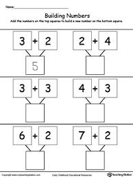 preschool addition printable worksheets myteachingstation com