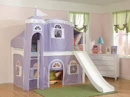 Bunk Bed Slide Bedding Bunk Bed With Slide Chestnut Onenigh Bunk Beds With
