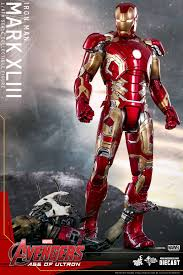 iron man dom toys avengers age of ultron iron man mark xliii armor