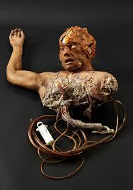 mechanical damaged bishop lance henricksen puppet monsters 1