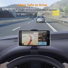 porta iphone da auto ivoler supporto porta cellulare da auto con fissaggio potente
