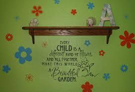 child flower beautiful garden