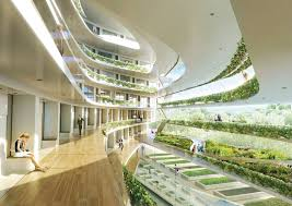designboom green school interview with architect kim herforth nielsen of 3xn architects