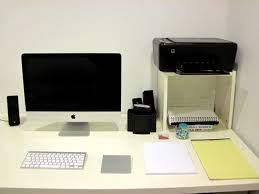 Office Desk Tidy How To Keep Your Office Table Clean And Neat 10 Steps