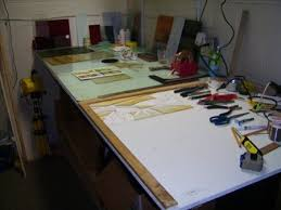 stained glass work table design stained glass work bench and work station get your studio on