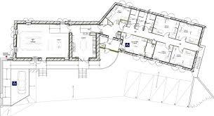 plan plain pied 5 chambres plan complet pour une grande maison familiale avec 5 chambres