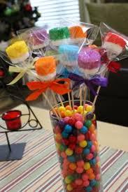 Elmo Centerpieces Ideas by Lollipop Centerpiece U2026 Pinteres U2026