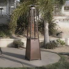 Pyramid Flame Patio Heater Propane Patio Heater Ebay