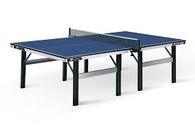 cornilleau ping pong table cornilleau ittf competition 610 indoor table tennis table blue
