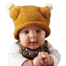 melondipity turkey thanksgiving baby hat brown