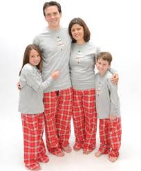 best matching family pajama photos 2017 blue maize