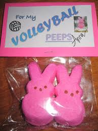 easter gifts for volleyball team friends hhaha i am going to do