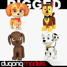 cartoon dog max