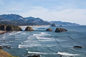 Cannon Beach Oregon Map by Oct Ecola Point To Indian Beach Ecola State Park Hiking Project