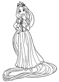 Tangled Coloring Pages Download World Of Craft Coloring Pages Tangled