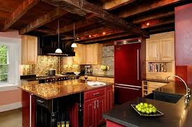 Tin Kitchen Backsplash Inspiring Pressed Tin Backsplash Ideas Add Charm In The Kitchen Design