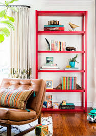 Shelving Furniture Living Room by Great Shelf Ideas Sunset