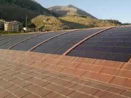 piastrelle fotovoltaiche soluzioni per le moderne il fotovoltaico integrato